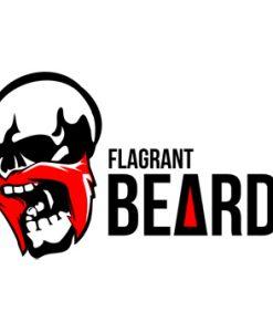 FB logo raglan tee