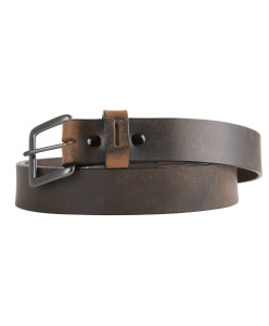 Belt Crazy Horse Brown